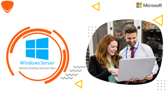 Windows Server 2012 R2 RDS - User CALs