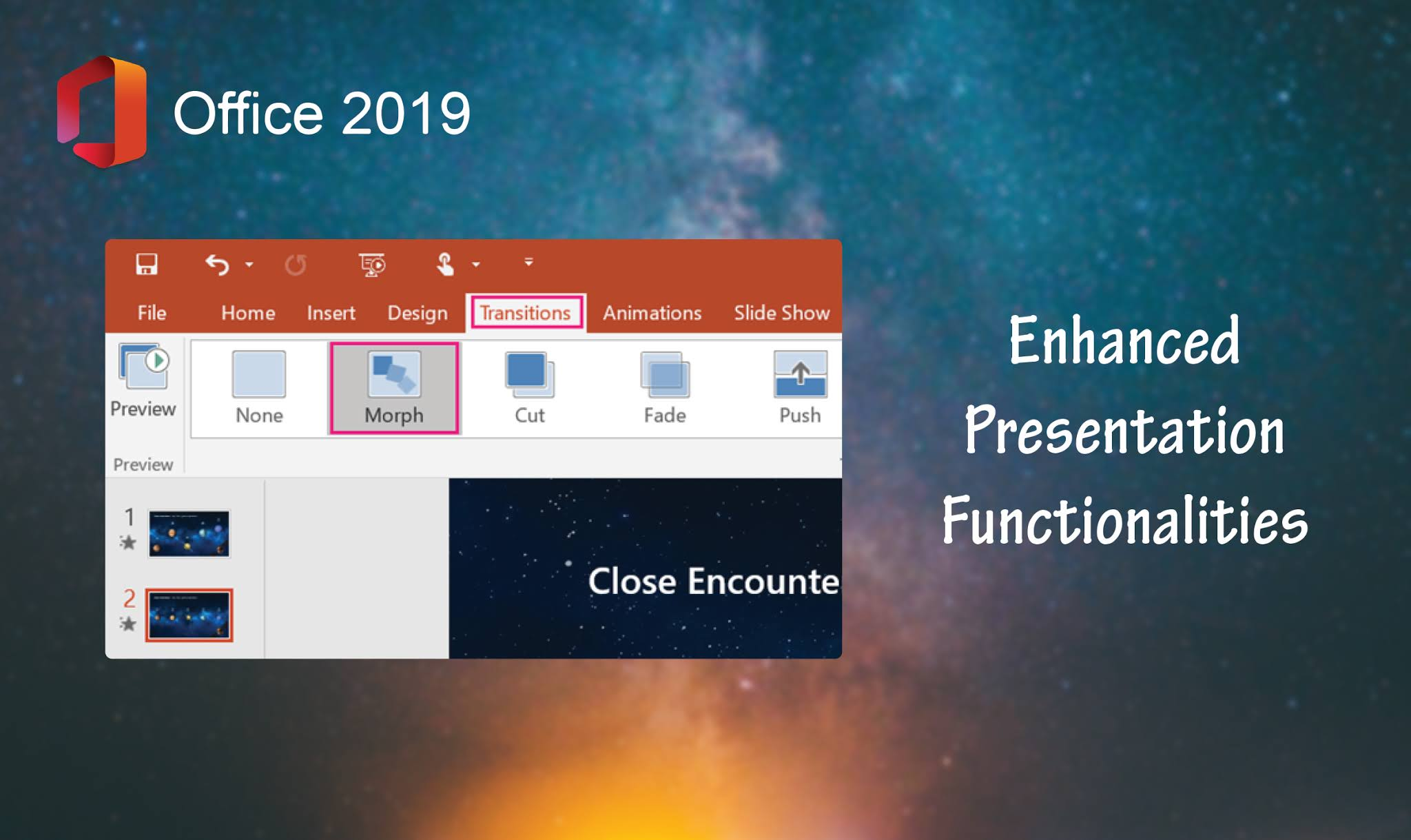PowerPoint: Office Famille et PME 2019