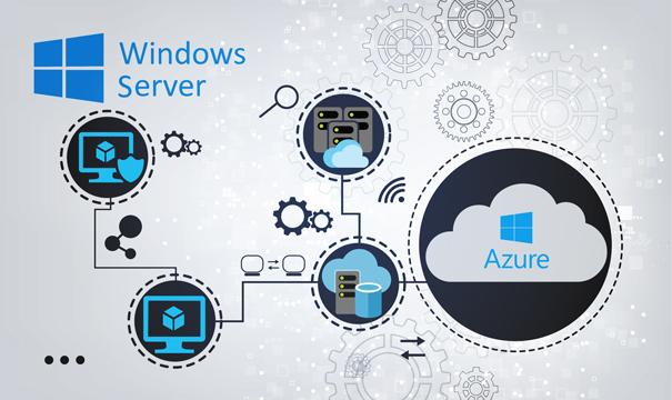 Réseau inspiré de Microsoft Azure