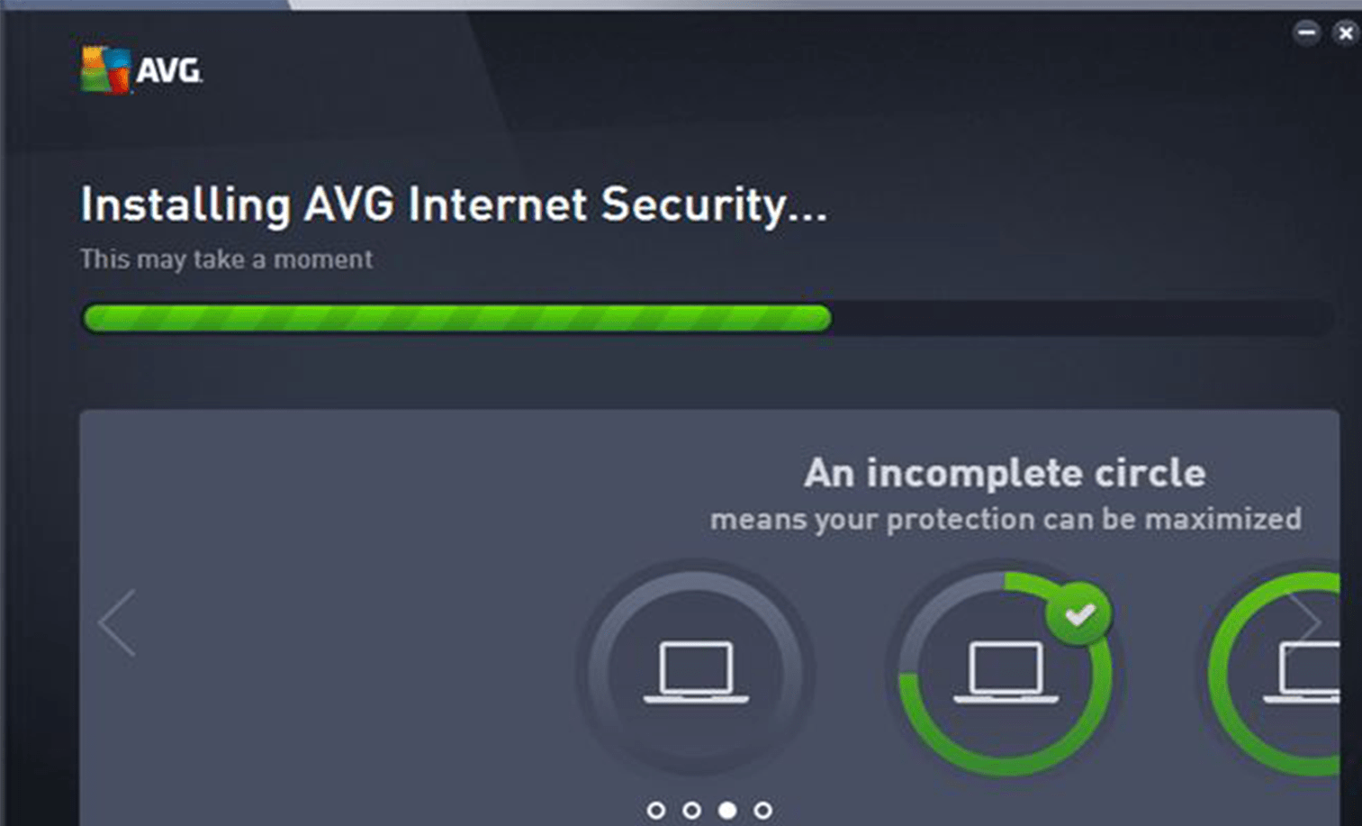 AVG2016-Installation rapide et simple