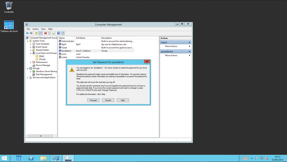 Installer Windows Server 2012 Essentials