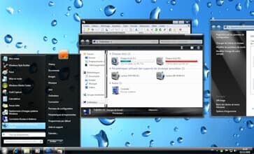 rapidite et performance de windows 7 integrale