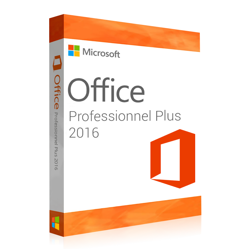 Télécharger Office 2016 Pro Plus